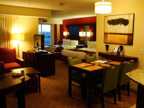 Residence Inn San Antonio SeaWorld®/Lackland : Queen/Queen Studio