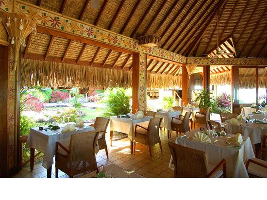InterContinental Bora Bora Le Moana Resort: Fine Dining