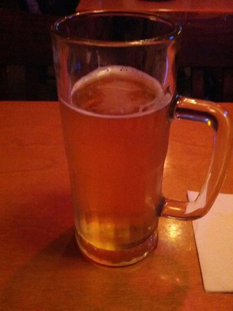 Texas Roadhouse: Fast beer=cold beer