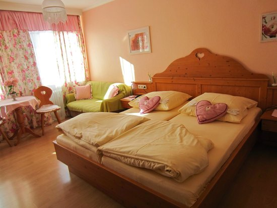 Hotel Monaco : Double room