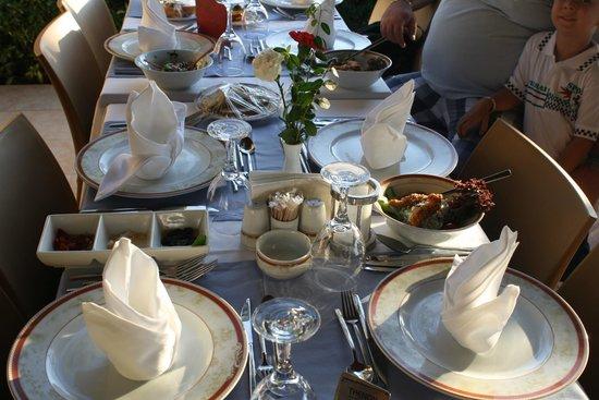 Trendy Palm Beach: ristorante á la carte