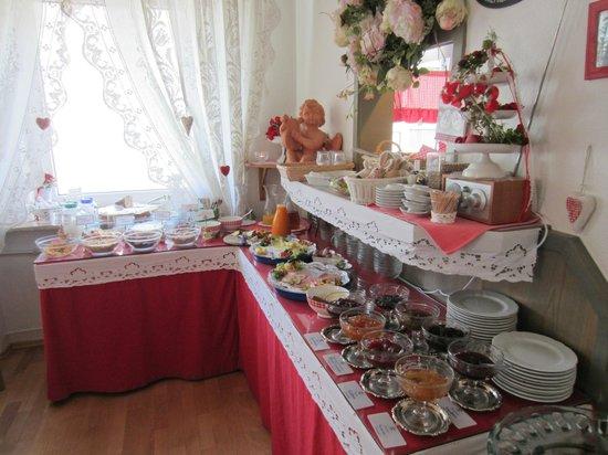 Hotel Monaco : Breakfast!