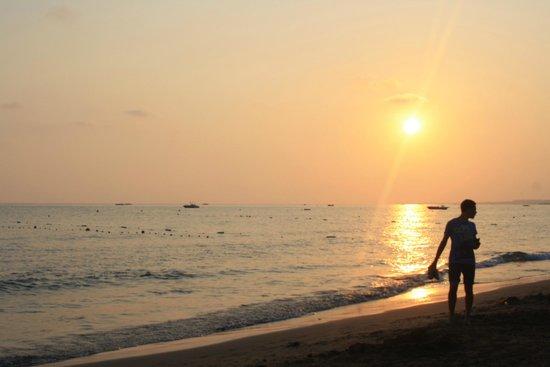 Trendy Palm Beach: il Tramonto sul mare