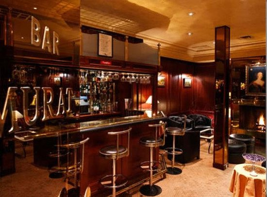 Hotel Princesse Caroline: Bar