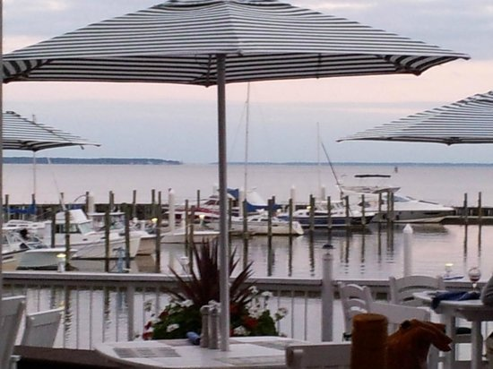 Kingsmill Resort: View from one of the restaurants