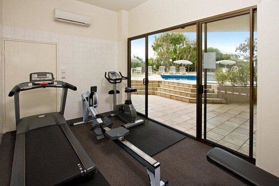 The Summit Apartments: Gym