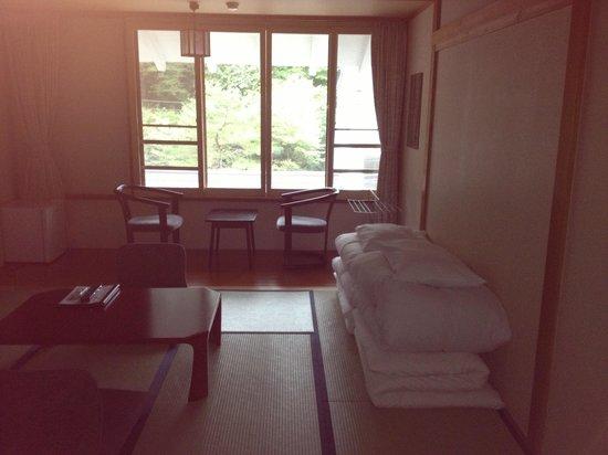Tokino Yu : Our room