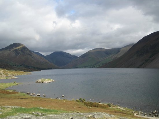 Wastwater Lake toward Wasdale Head