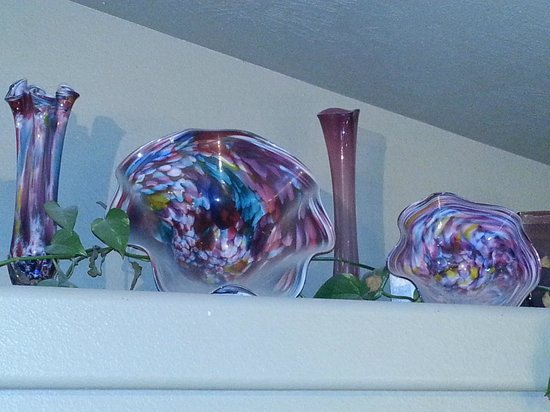 Bowls And Vases Picture Of Mountain Blown Glass Estes Park