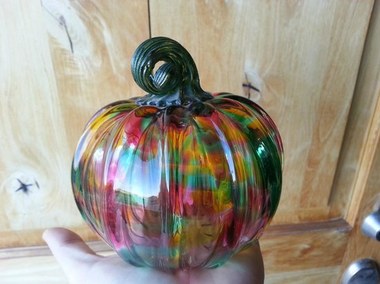 Mountain Blown Glass