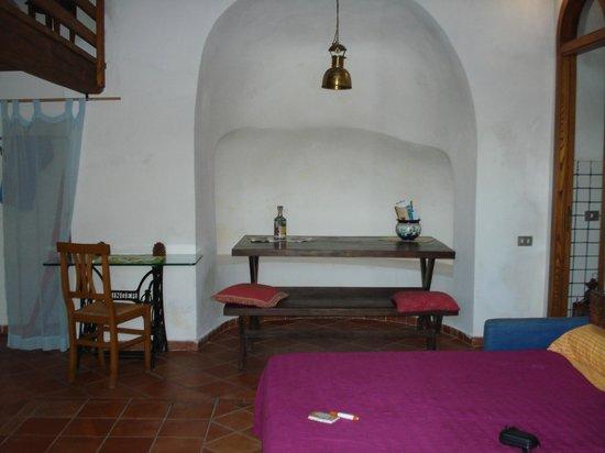 Il Melograno in Costa d'Amalfi: otra habitación, muy cómoda,