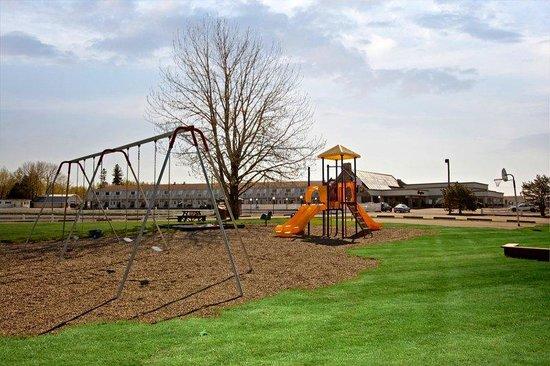 Quality Inn: Kids Playground