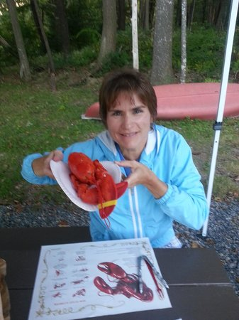 Beach Plum Lobster Farm Lobster and Clam Supplier : Pic is worth a thousand words!