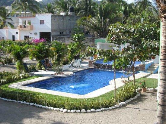 Los Ayala, Meksika: Pool