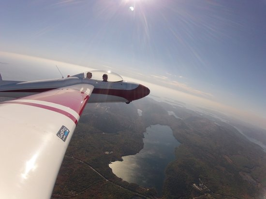 Acadia Air Tours : Glider Peace