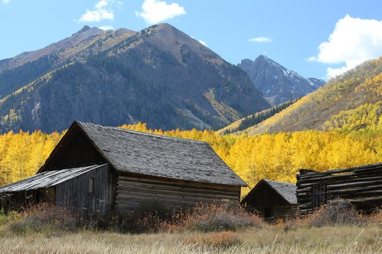 Ashcroft Ghost Town: Ashcroft, Colorado