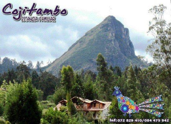 Azogues, Ecuador: estancia cojitambo