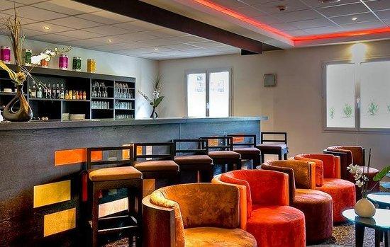 Hotel Saint Maur Créteil : Bar du Comfort Hotel Paris Est St Maur