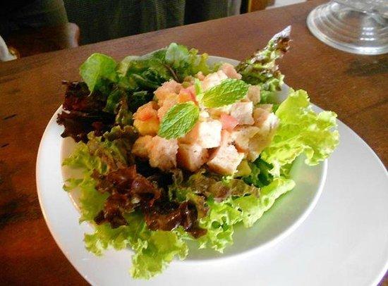 Divino Cafe Paraty: Salada Divino