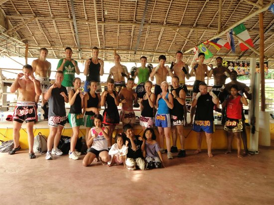 Emerald Gym Muay Thai & Fitness : group South Africa