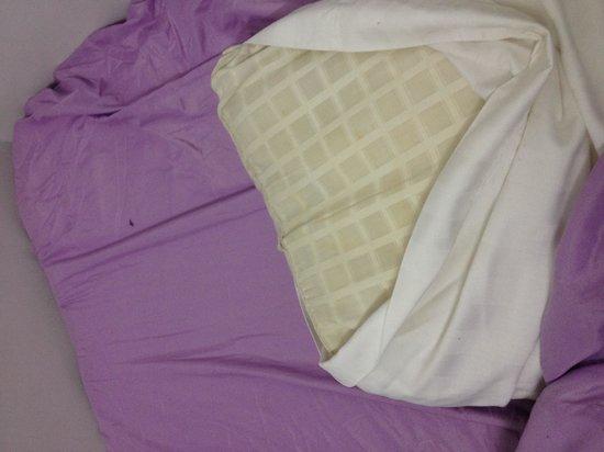 World Hotel: toalla que me dio el hotel- no la use