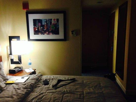 Fairfield Inn & Suites New York Manhattan/Fifth Avenue: Our room