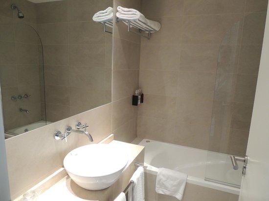 Dazzler Recoleta: baño
