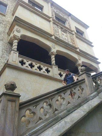Hotel Stein Colonial: Entrada  Entrada