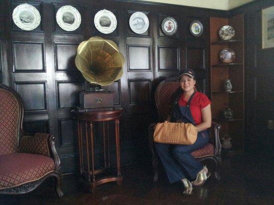 Hotel Stein Colonial: Parte interna