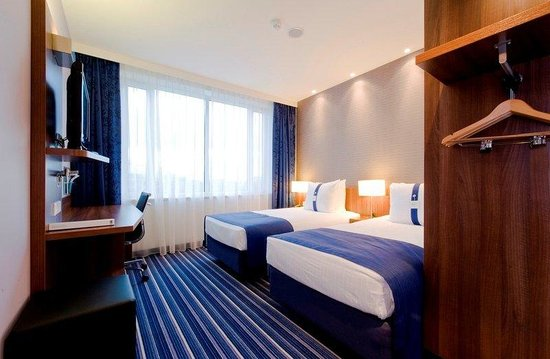 Holiday Inn Express Amsterdam - South : Standard Twin