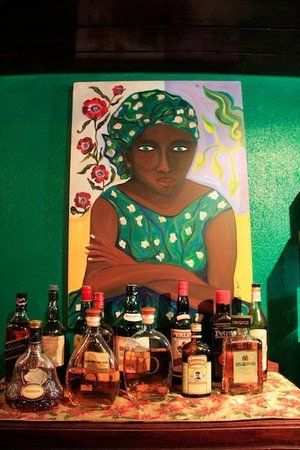 La Tartaruga: Alcohol