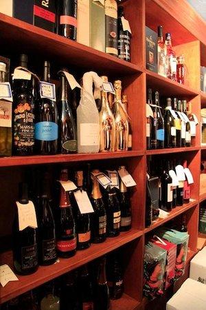 La Tartaruga: Wine