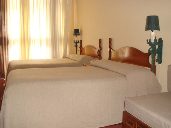 Rancho Hotel El Atascadero: Estandar