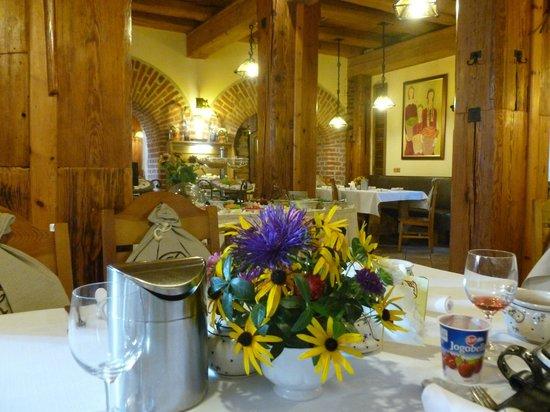 Spichrz Hotel: Restaurant/breakfast room