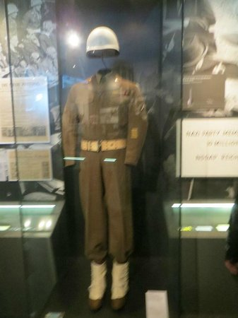German National Museum of Contemporary History: Military uniform from WWII