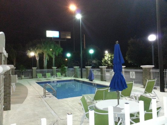Holiday Inn Express Jacksonville South I-295: POOL