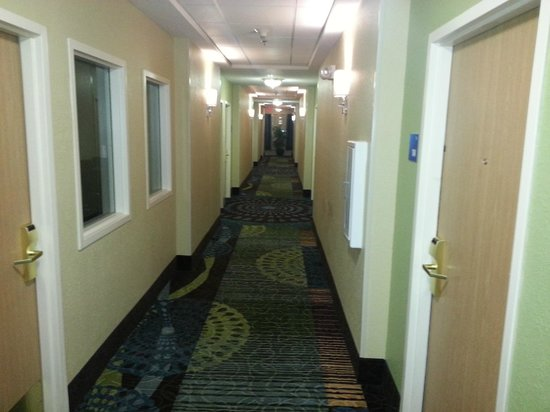 Holiday Inn Express Jacksonville South I-295: 1st floor
