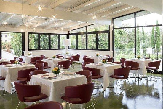 UNAWAY Hotel Fabro: Restaurant