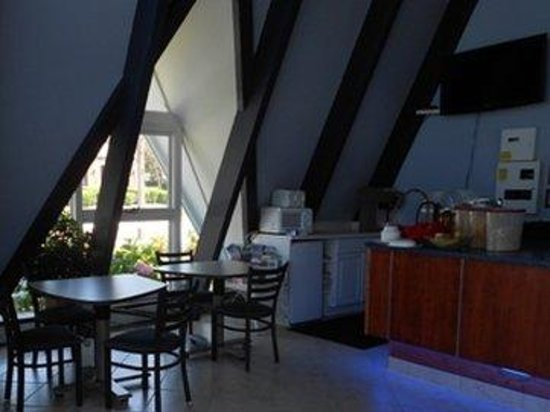 Cape Shore Inn: Breakfastarea