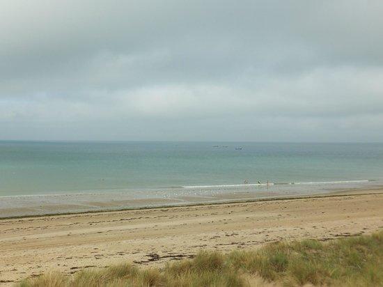 Plages du Débarquement de la Bataille de Normandie : Les plages du débarquement.