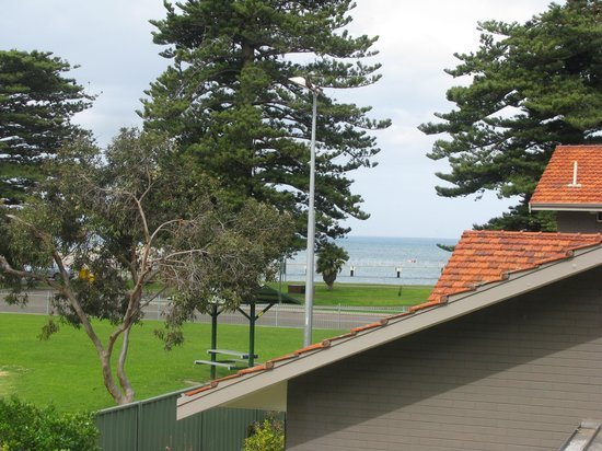 Best Western Hospitality Inn Esperance: view from the room