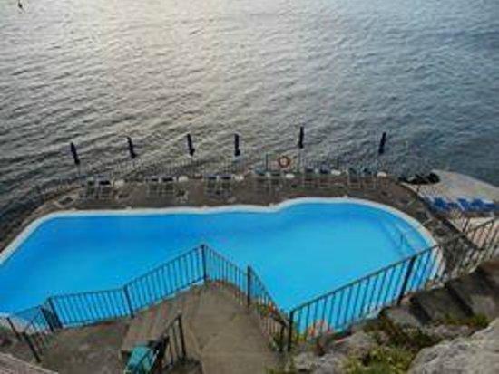 Hotel Luna Convento: The pool