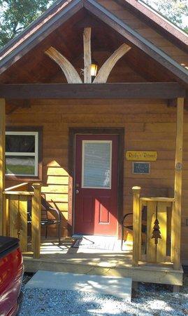 Eureka Sunset Cabins : Rocky's Retreat