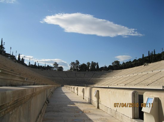 Panathenaic Stadium: Historic Stadium