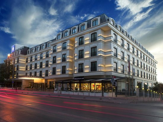 Wyndham Grand Istanbul Kalamis Marina Hotel : Wyndham Istanbul Kalamis Marina