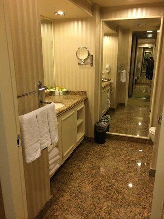โรงแรมแบลลีส์ ลาส เวกัส แอน คาสิโน: Bathroom