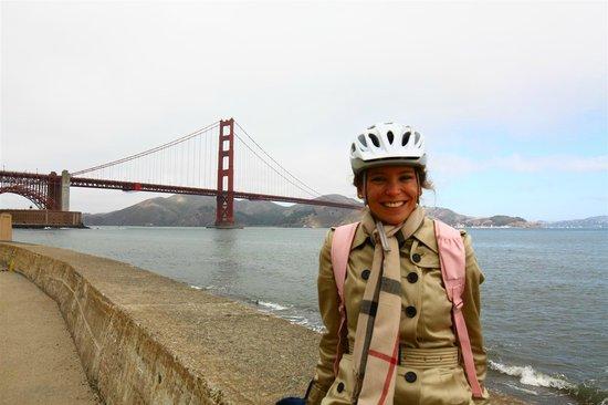 Streets of San Francisco Bike Tours : 7x7 tour