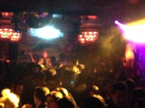 LAVO Nightclub: dj