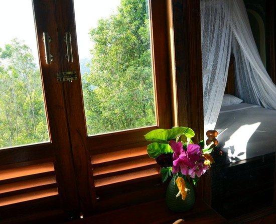 Puri Lumbung Cottages: Room