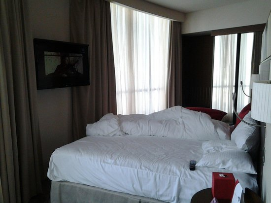 Crowne Plaza Doha - The Business Park: Sleeping room Presidentsuite